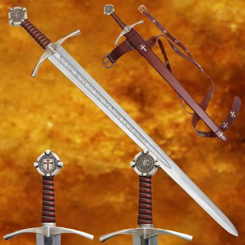 The Accolade Sword of the Knights