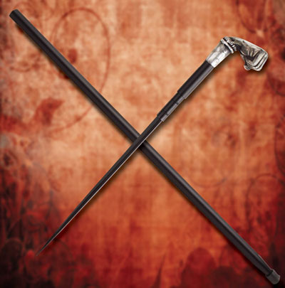 Fist Cane Swords