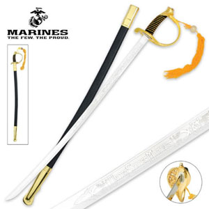 Marine Swords