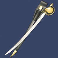 Navy Swords
